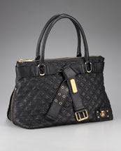 Marc Jacobs Alina Quilted Belt Tote