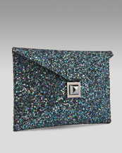 Kara Ross Prunella Envelope Clutch