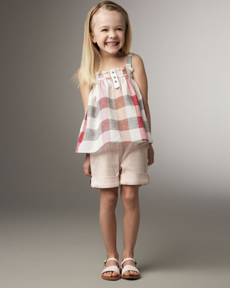 يفوتك جديد صيف 2013صنادل لبنوتات الصغار من zara 2013 ملابس