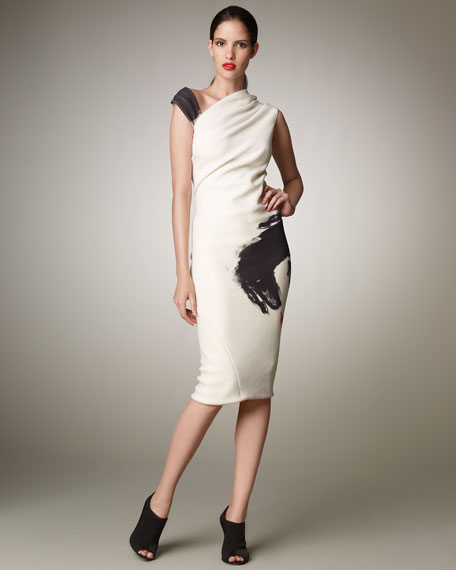 Couture donna karan mother of the bride dresses at neiman for Donna karan wedding dresses
