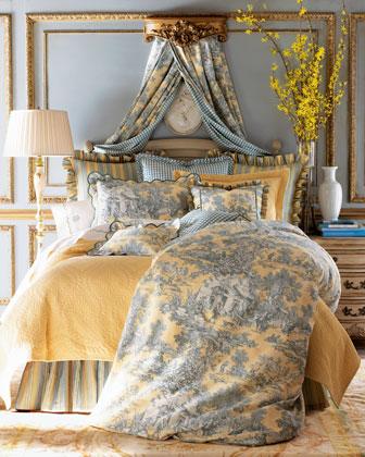 Traditions by Pamela Kline Lutece Cypress Bedding
