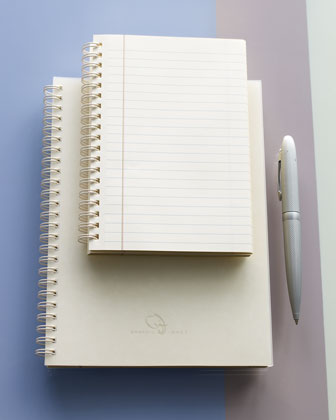 Spiral Notebook Refills