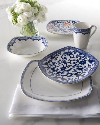 Four-Piece Mandarin Dinnerware Place Setting