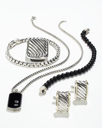 Spiritual Beads Bracelet with Black Onyx