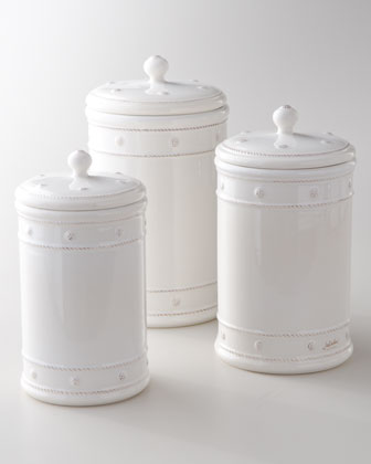 Berry & Thread Canisters