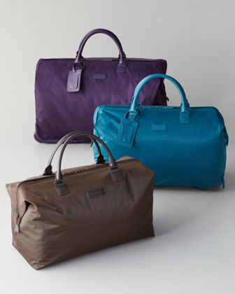 Fashion-Color Satchel