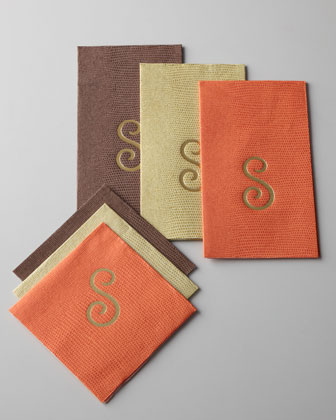 100 Lizard-Print Cocktail Napkins