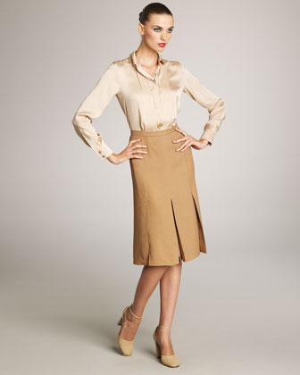 Carwash-Hem Skirt
