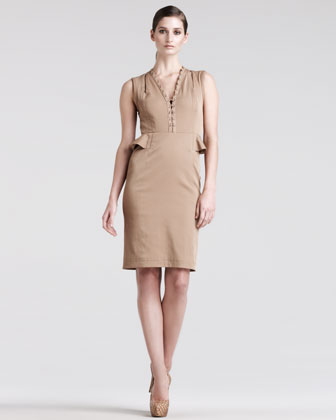 Topi Safari Dress