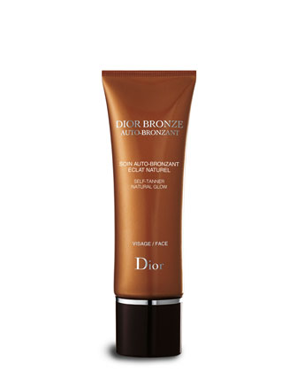 Natural Glow Self-Tanner For Face
