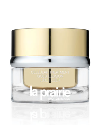 Cellular Treatment Gold Illusion Line Filler