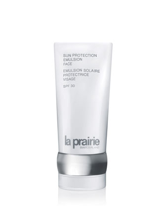 Sun Protection Emulsion Face Suncreen SPF 30, 4.2 oz.