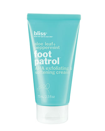 Aloe Leaf and Peppermint Foot Patrol