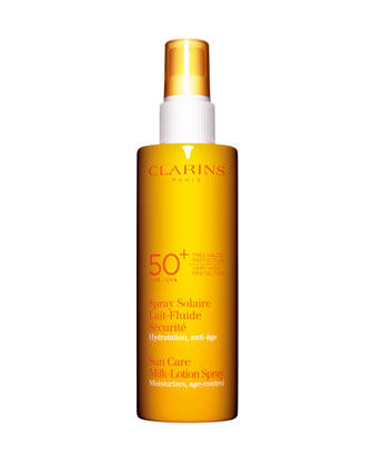 Suncare SPF 50 Milk-Lotion Spray