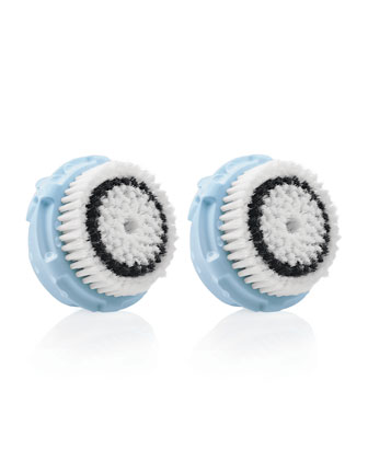 Brush Head Delicate Twin Pack