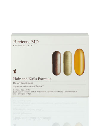 Hair & Nail Supplements