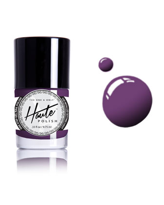 Monarch Purple Gel Nail Polish