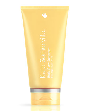 Body Glow Sunscreen SPF20