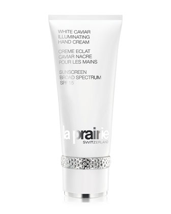 White Caviar Illuminating Hand Cream SPF 15