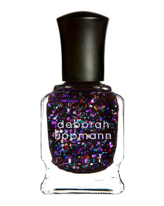 Let's Go Crazy Glitter Nail Lacquer