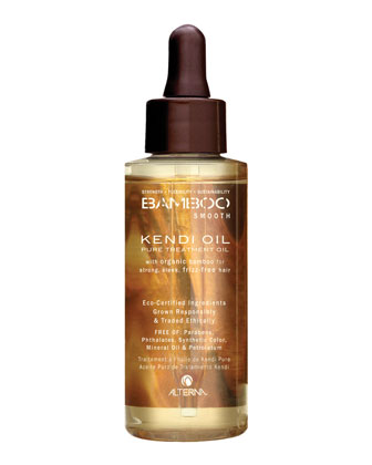 Bamboo Smooth Kendi Hair Treatment Oil