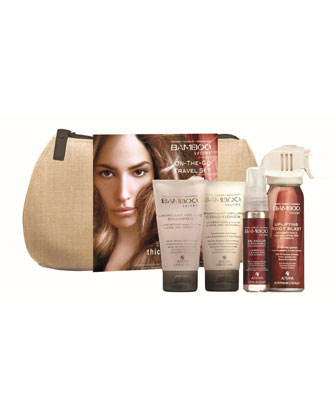 Bamboo Volume On The Go Kit