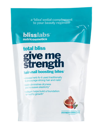 total bliss give me strength soft-chew supplements