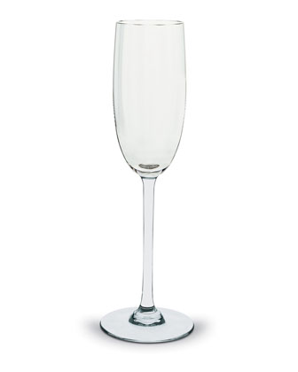 Tall Montaigne Optic Champagne Flute, 9.625 Ounces