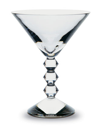 Vega Martini Glass, Clear