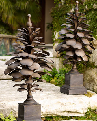 Conifer Indoor/Outdoor Decor