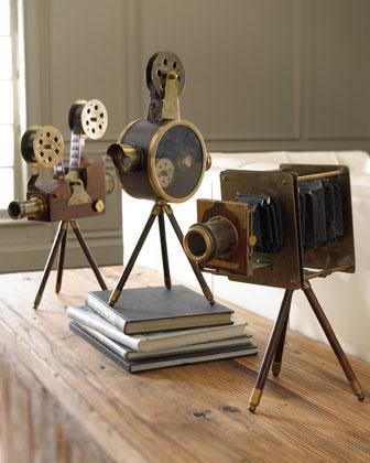 Vintage Film Set
