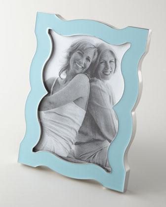 Bracket & Queen Anne Photo Frames