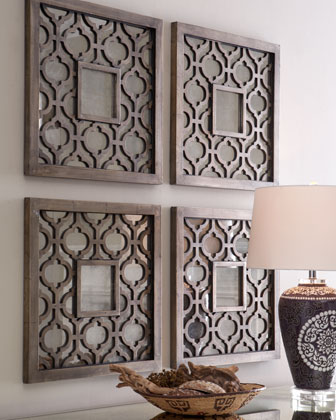 S/2 Sorbolo Wall Decor