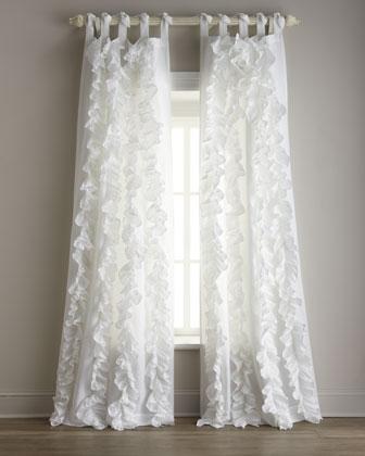 Julianna Ruffle Curtains