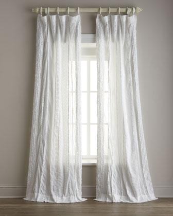 Julianna Pieced Curtains