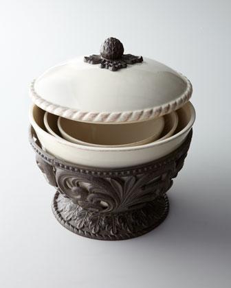Three Nesting Bowls