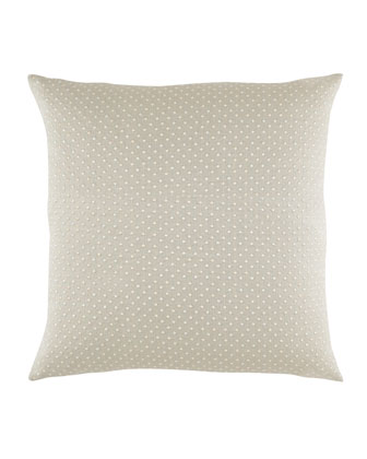 Dotted European Sham