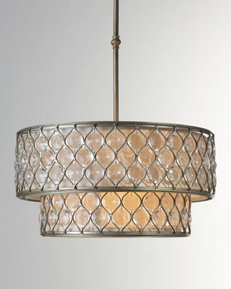 St. Germain Double Pendant Light