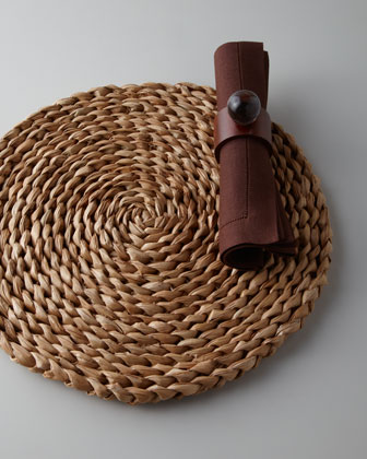 Braided Seagrass Placemat