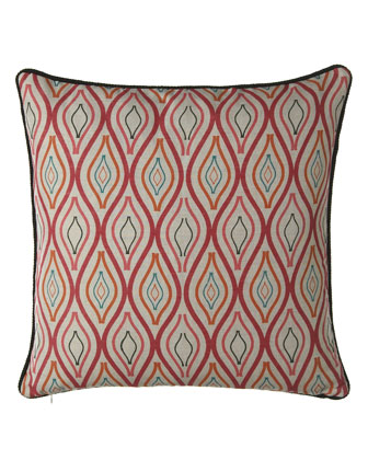 Classic Concepts Inc Multicolored Patterned Pillows