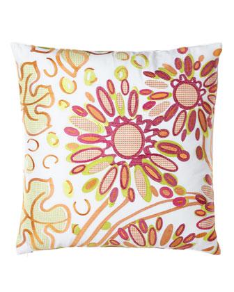 Floral Pillow, 20