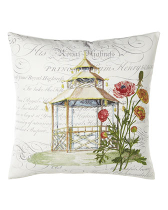 Garden Folly Bedding