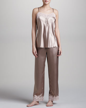Romantic Camisole Pajama Set