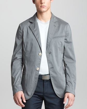 Deconstructed Jacket