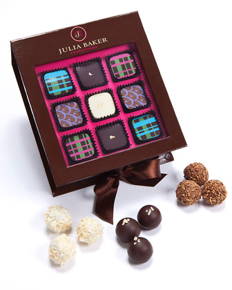18-Piece Window Box Chocolates