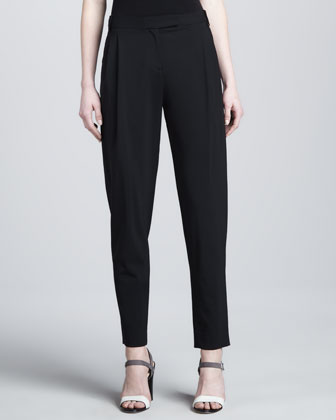 Tapered Suiting Trousers