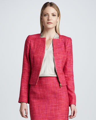 Monroe Tweed Jacket