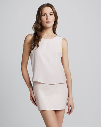 Grace Open-Back Dress