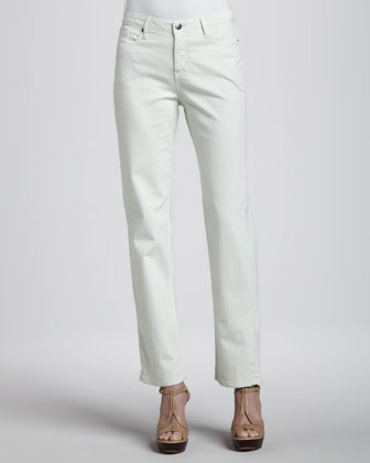 San Fran Madison Straight-Leg Pants