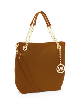 Medium Jet Set Chain Shoulder Tote Bag
